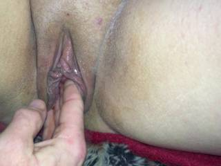 lubed, fistd and moaning