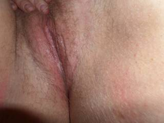 wet licked pussy