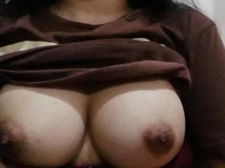 Cocktributes my boobs