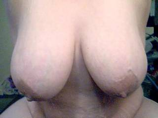 great! Love to have you sit on my cock and let me suck them while we fuck