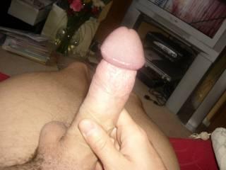 my rock hard cock