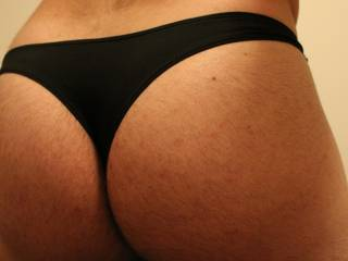 How does my ass loom in this thong?