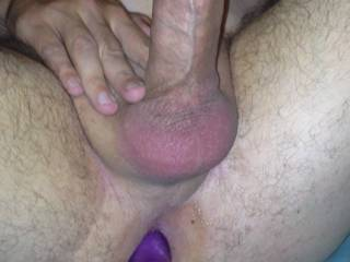she loves giving it to me in the ass