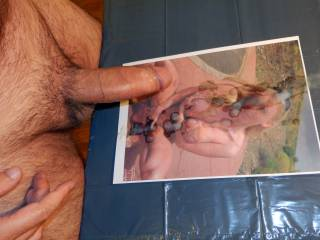 after cumshot, all my cum over 101tintin. Do you like?
