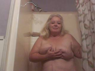 How would you like a shower of my cum?