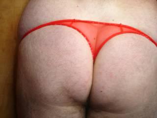fun in your red panties
