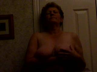 """Carol is so gorgeous and sexy! loved to play with her great boobs - or at least watch a """"next"""" video of her! ;-)"""