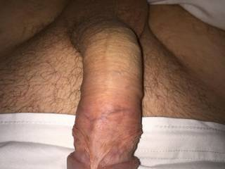 love your cock and balls, I would love to suck you dry and swallow every drop of your cum with your permission of course. pretty pussy
