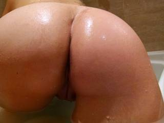 Wife's perfect ass