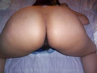 Your ass looks perfect to me.  Would you like to have it licked first or just straight to fucking?