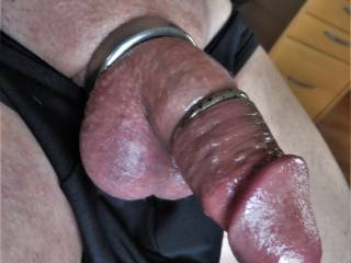 rings on cock. suck me.