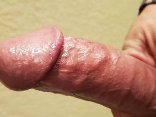 Needs a good licking and sucking