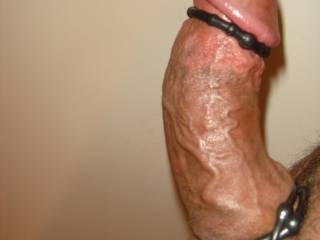 Sexy pic..cock ring man my self ..!