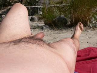I love being naked outdoors. Would love to be there
