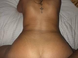 Stretching that ass open