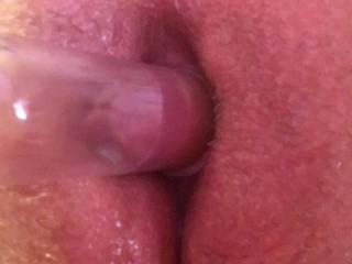 Who wants to help me pump my clit??? Maaaan it feels good!!!