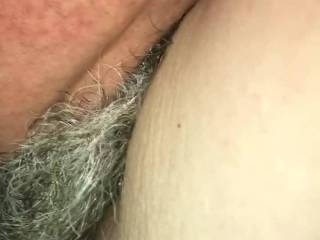 Mmmmm had to taste her sweet juices after working her up with her toy! And of coarse just had to feel her hot pussy wrapped around my hard cock. Mmmmm perfect 👌