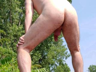 I\'ve been asked to show my ass more. How\'s this ladies?