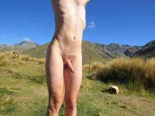 Love playing outdoors, come on over and get me hard
