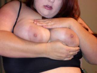 Love to get my hands and throbbing cock on them