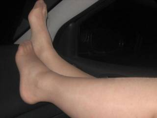 For feet lovers...