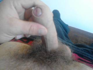 Mmmmm, you seem to be ready for a nice blowjob... and i am eager for a big load of hot cum... i want to feel you growing bigger and harder in my mouth...