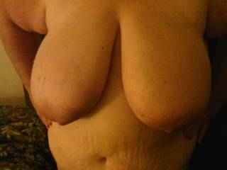 some nice big titties like to see them bouncing while she rides me
