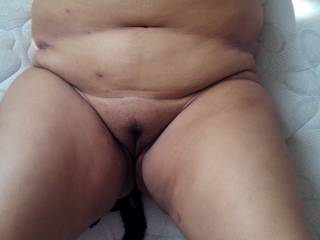 wow lovely curves hun. can I spread your lips for you?
