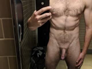 Naked :)