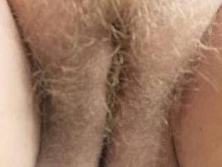 My nice hairy pussy