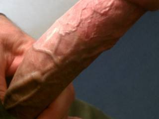 Just looking at your gorgeous dick my mouth gets wet, my pussy gets hot and my asshole stretches from desire...