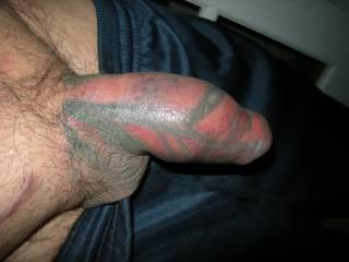 got a few tattoos after