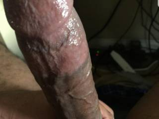 Would anyone like to suck my bbc? Tell me how you would deepthroat my bbc and why? Would you swallow? What is your bbc fantasy?