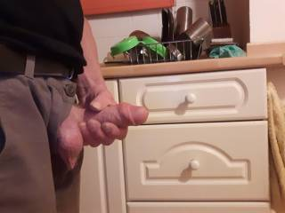Felt like giving my cock some stroking