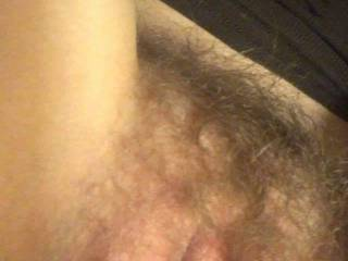 My sexy little hairy pussy