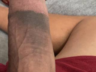 This BBC is ready for all you wives or women looking to be filled full of it's BBC cum. Who's next and ready to ride this BBC BULL?