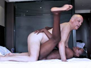 Enjoy pics from an ebony interracial porn action with pornstar Cane and porn actress Olivia Banks