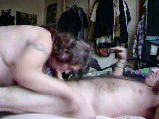 very hot deep sucking, and I loved to go down on herself as well! :-)