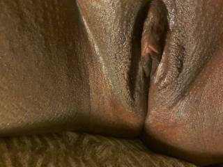 Looks awesome....can absolutely see her squirt all over my face, while I lick her off...