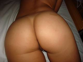 perfect ass! can i put my cock in it please!