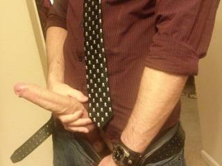 About to head out for the night, thought it take a quick shot. Tell me what you think.