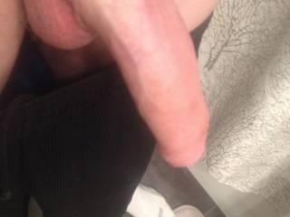 Very nice big thick uncut cock...so suckable.
