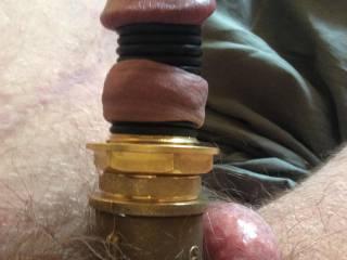 Steampunk cock