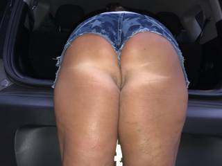 more booty shorts