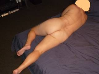 Just lying down watching some old porn .Anyone want to join me ?