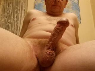 My thick hard cock
