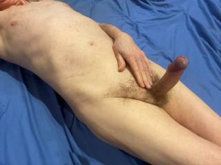 This cock is made for riding