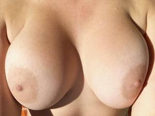 Something about a big set of natural tits that gets me hard