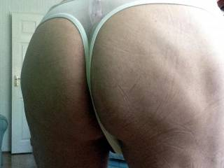 How does my bum look in these panties?