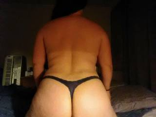Fresno area friend. Yes, I do enjoy a thick girl especially in floss